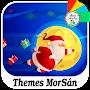Премиум Super Christmas : Xperia Theme временно бесплатно