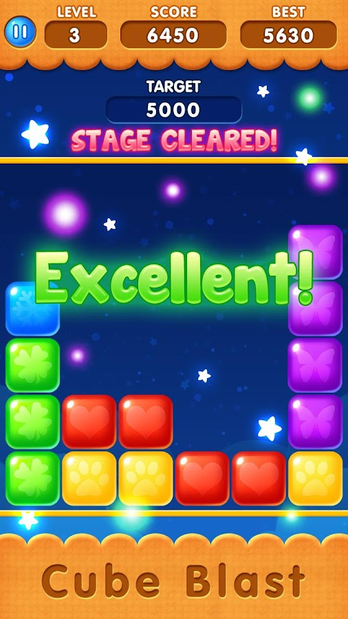 Cube Blast- screenshot