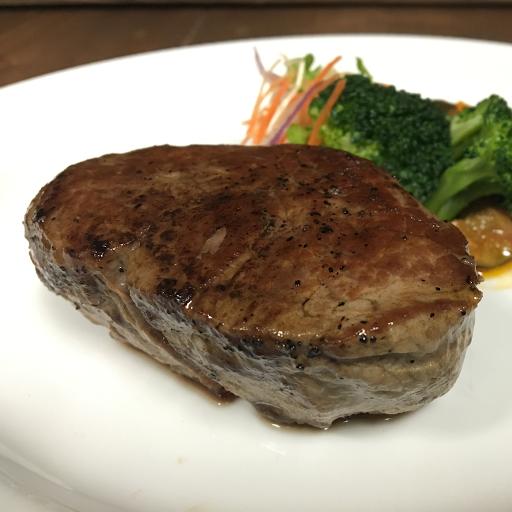 """CAB"" Filet Mignon Steak 6 oz"