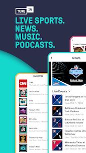 TuneIn Radio Pro Mod Apk 26.3 [Fully Unlocked] 7