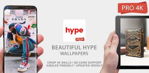 Hype Wallpapers 4k Pro Hype Backgrounds App Su Google Play