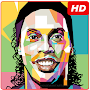Ronaldinho Wallpaper HD APK icon