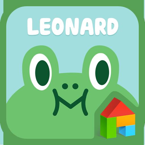 个人化のLeonard LINEランチャーテーマ LOGO-記事Game