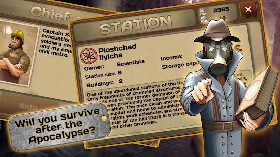 Metro 2033 Wars - náhled