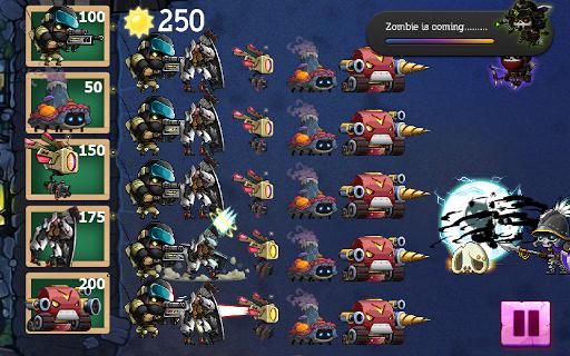 Zombie vs Transformers 2