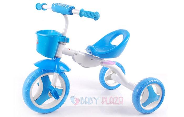 Xe đạp 3 bánh dễ thương 5187 cho bé 4