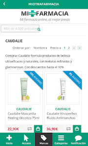 miotrafarmacia.com screenshot 1