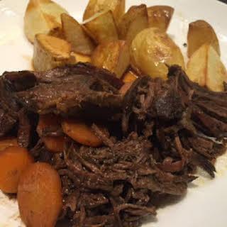 Slow Cooker Beef Brisket.