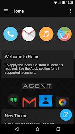 Flatro - Icon Pack Screenshot 4