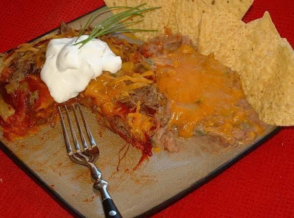New Mexico Style Enchiladas Recipe