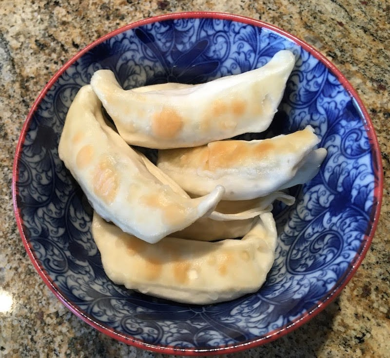 Chinese New Year Dumpling Recipes