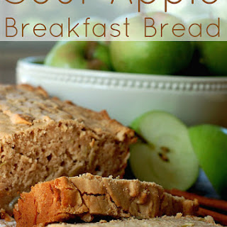 Sour Apple Breakfast Bread.