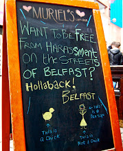 Photo: 4.13.13 Hollabck! Belfast, Northern Ireland
