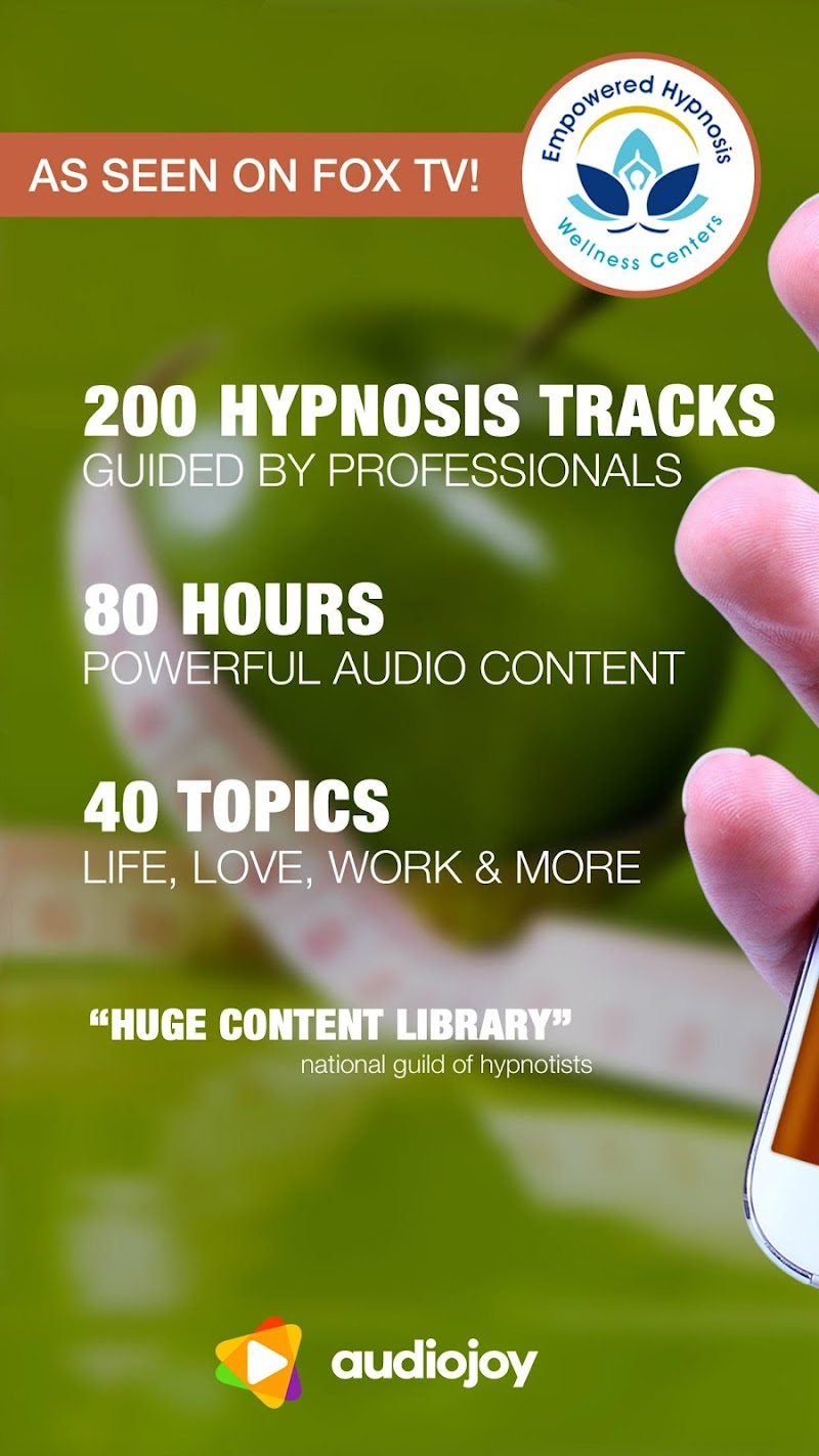 Hypnosis for Weight Loss Food APK Cracked Free Download | Cracked