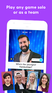 Joyride: live trivia game shows with friends (Unreleased) apk screenshot