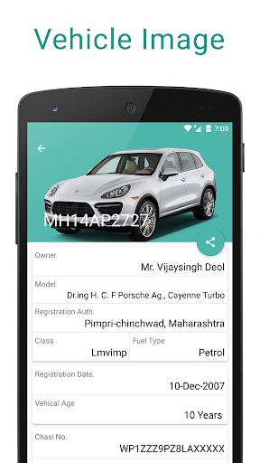 Car Info - Number Plate Info  screenshots 2