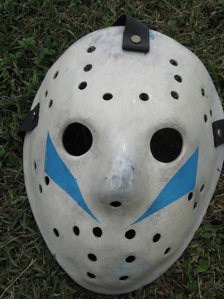 Photo: My Friday the 13th Part 5 Hockey Mask