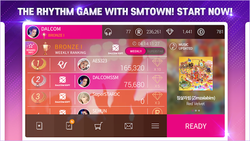 SuperStar SMTOWN 2.8.4 screenshots 2