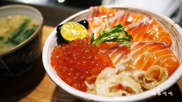 台中 虎丼 日式丼飯平價新鮮美味大推薦