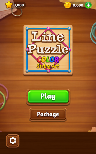 Line Puzzle: Color String Art - screenshot
