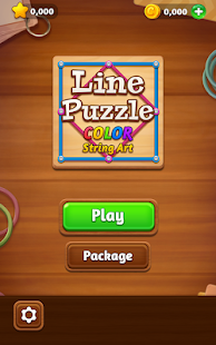 Line Puzzle: Color String Art Screenshot
