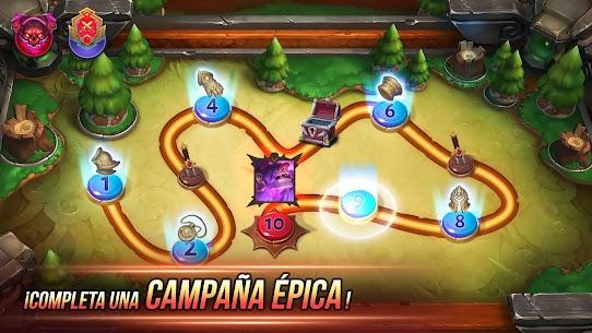 Dungeon Hunter Champions: RPG Acción Online Épico 5