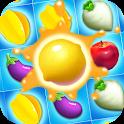 Fruit iCe – Match 3 Adventure icon