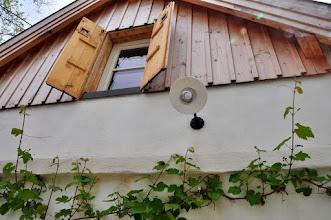 Photo: Vorderfenster mit Blick auf Weingärten