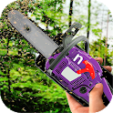 Simulator of Chainsaw Sounds icon