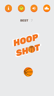 Hoop Shot - Dunk Up 2 - náhled