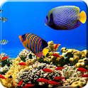 Free Aquarium Undersea LWP PRO icon