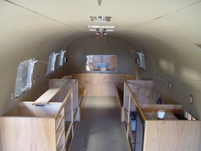 Photo: mid cabinets looking aft
