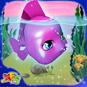 Fish Aquarium Management Sim icon