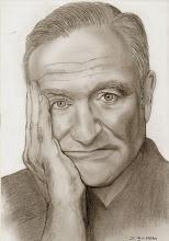 Photo: Hommage à Robin Williams en proie à ses démons