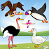 Birds Game for Toddlers Puzzle