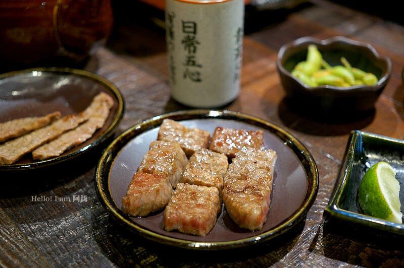 台北燒肉店,吳桑燒肉-7