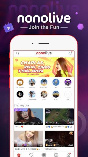 Foto do Nonolive - Live Streaming & Video Chat