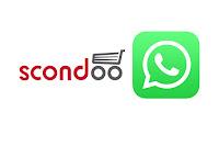 Angebot für scondoo Whatsapp Deal-Alarm im Supermarkt