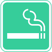 Smoking area info sharing map