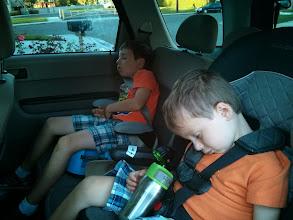Photo: Tired Boys