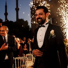 Wedding photographer Ufuk Sarışen (ufuksarisen). Photo of 14.08.2018