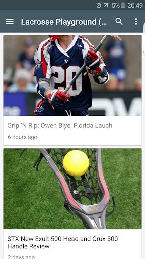 Lacrosse News