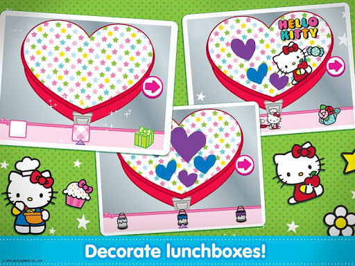 Hello Kitty Lunchbox 1.10 screenshots 3