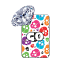 GO KB SKIN - Skull Diamonds 3 icon