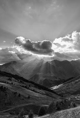 Nuvole di luce di marcopiag