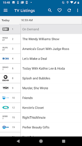 Screenshot for Cox Connect in United States Play Store