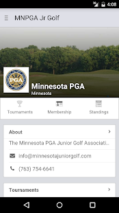 Minnesota PGA Junior Golf screenshot 1