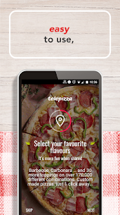Telepizza Food and pizza delivery- screenshot thumbnail