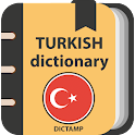 Turkish dictionary - offline icon