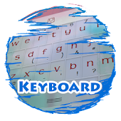 Water vortex Keypad Skin